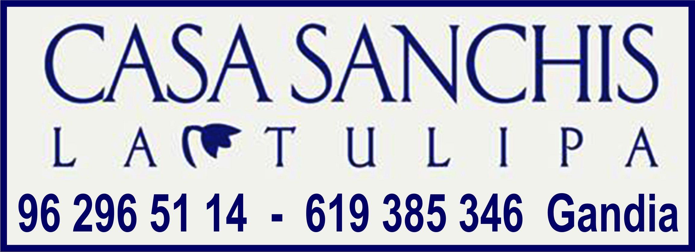 CASA SANCHIS TULIPA